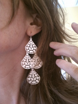 Have you heard of The Diva Dangler Earring of the Month Club yet?