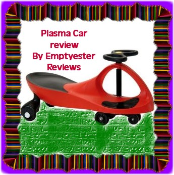 Plasma Car Toy Review and giveaway~ The Car powered by science!