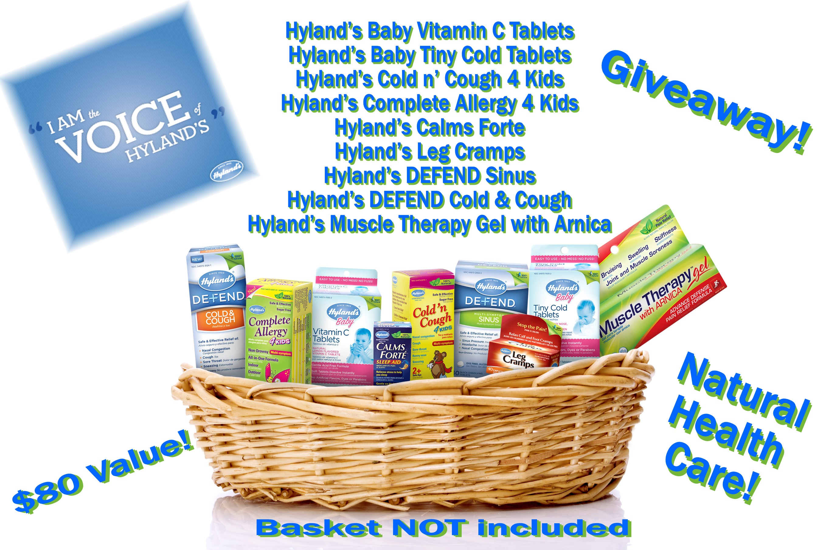 Hyland S Natural Homeopathic Health Care Products For The