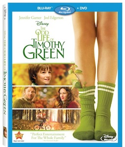 "The Odd Life of Timothy Green Releases In Full Bloom For the Holidays on Blu-rayâ""¢ Combo Pack, DVD, High Definition Digital & On-Demand, December 4, 2012"