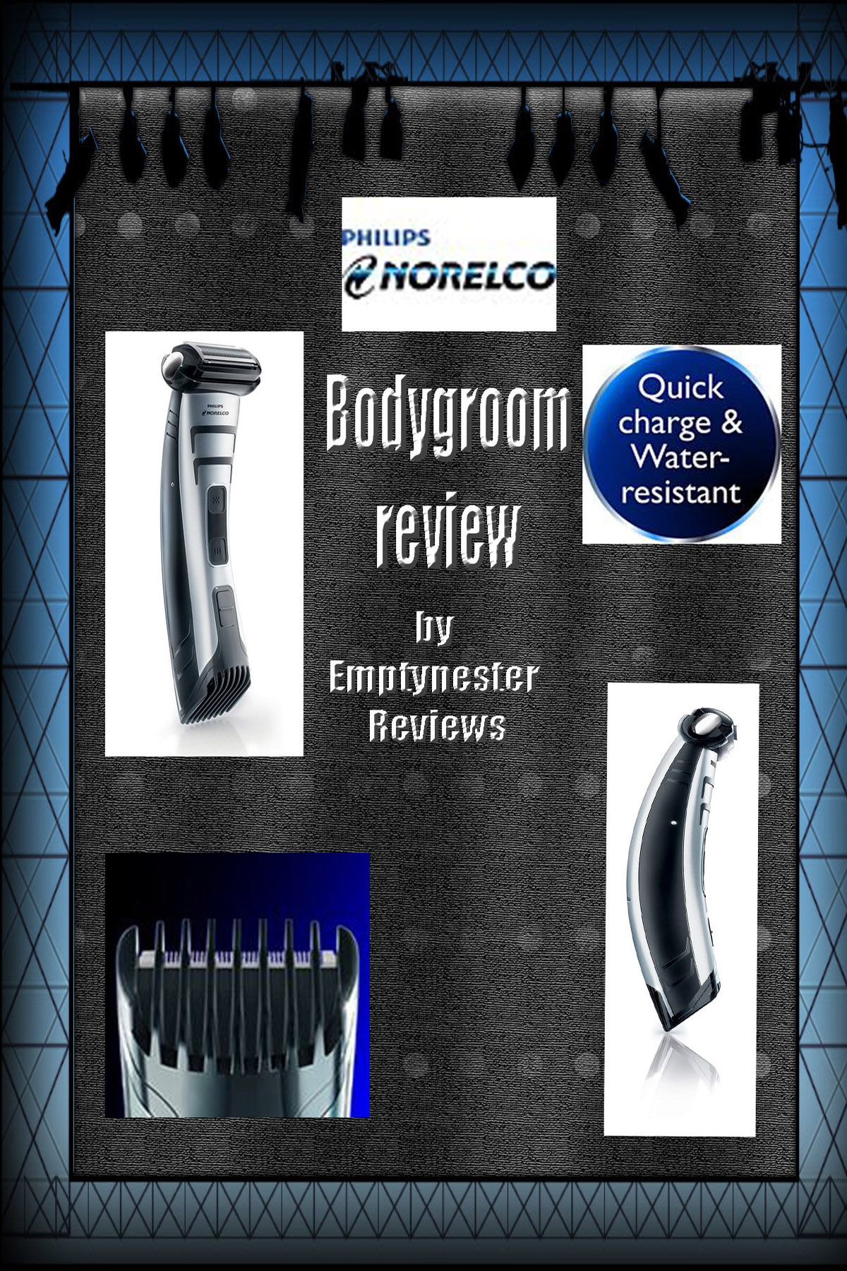 Norelco Bodygroom Pro  Review
