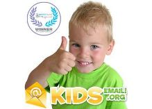 Safe E-mail for Kids! 60 day free trial! Keep them safe!