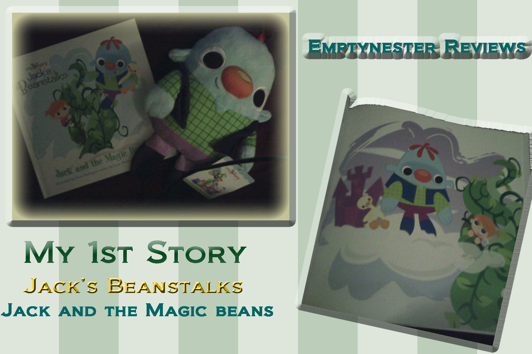 My 1st Story Jack and the Magic Beans review