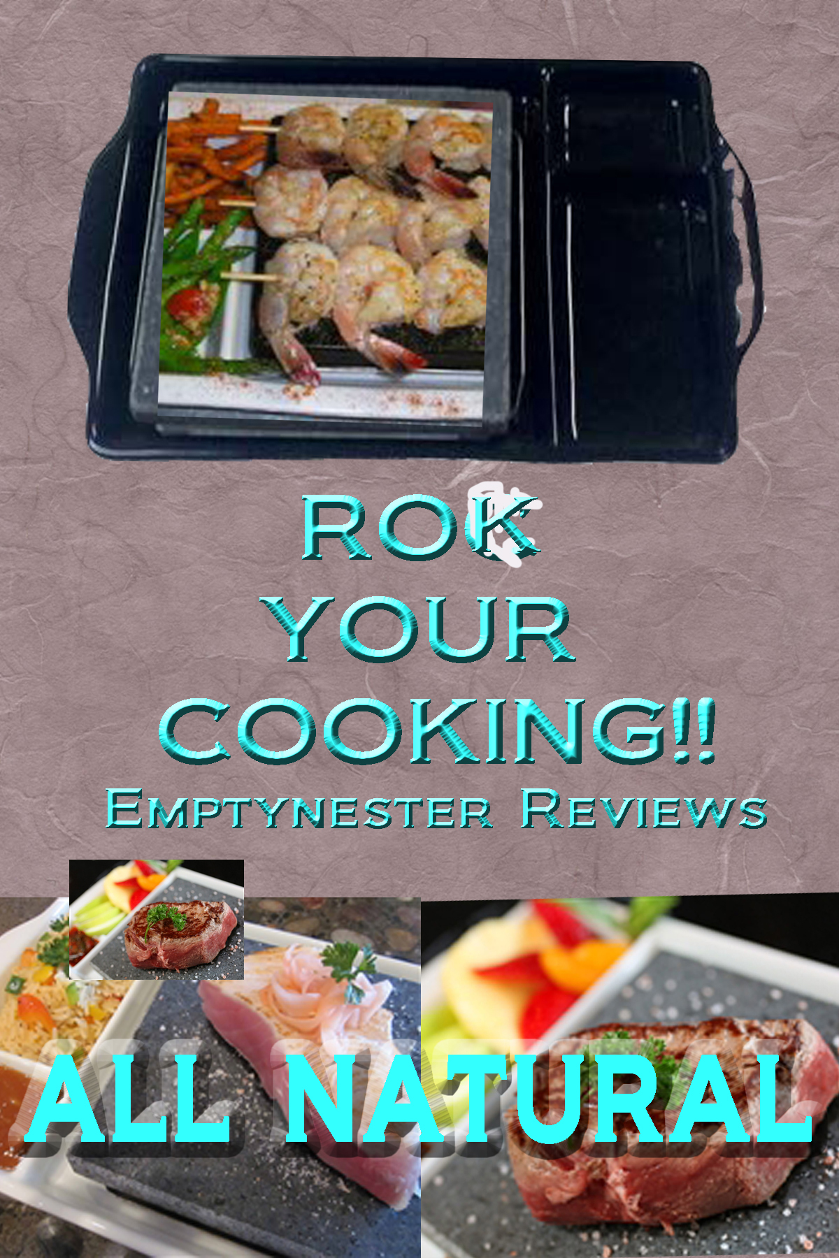 RoK Cooking review~ All Natural way to cook!!