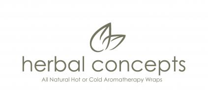 Herbal Concepts review All Natural Hot or Cold Aromatherapy Wraps