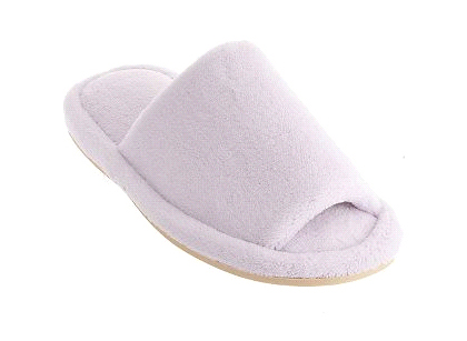 Nature's Sleep Terry Open Toe Slipper Review
