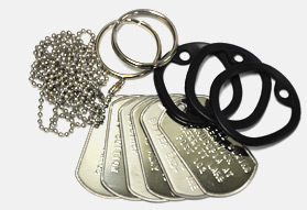 Dog Tags – Their Role in the Military and Some FAQs