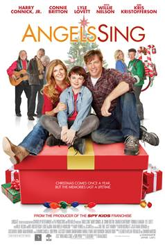 Angels Sing starring Harry Connick JR Available On Demand & In Select Theaters November 1st