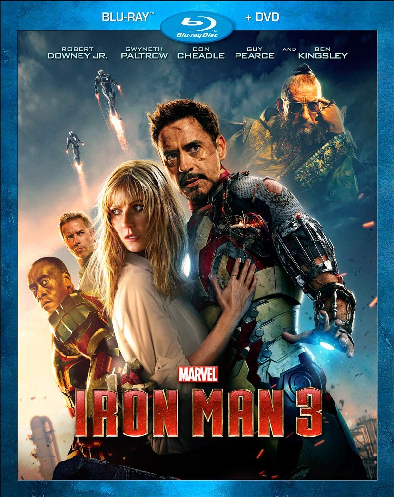 Iron Man 3 review and clips! Great Stocking Stuffer!!