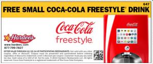 free-hardees-coke-2