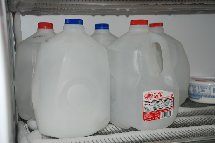 gallon ice