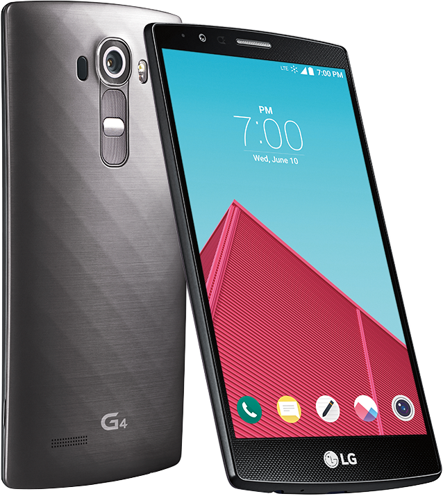 LG G4 The New Smart Phone!