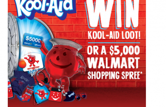 Kool-Aid Prize Vault Instant Win Game
