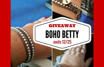 Boho Betty Bracelet Giveaway!