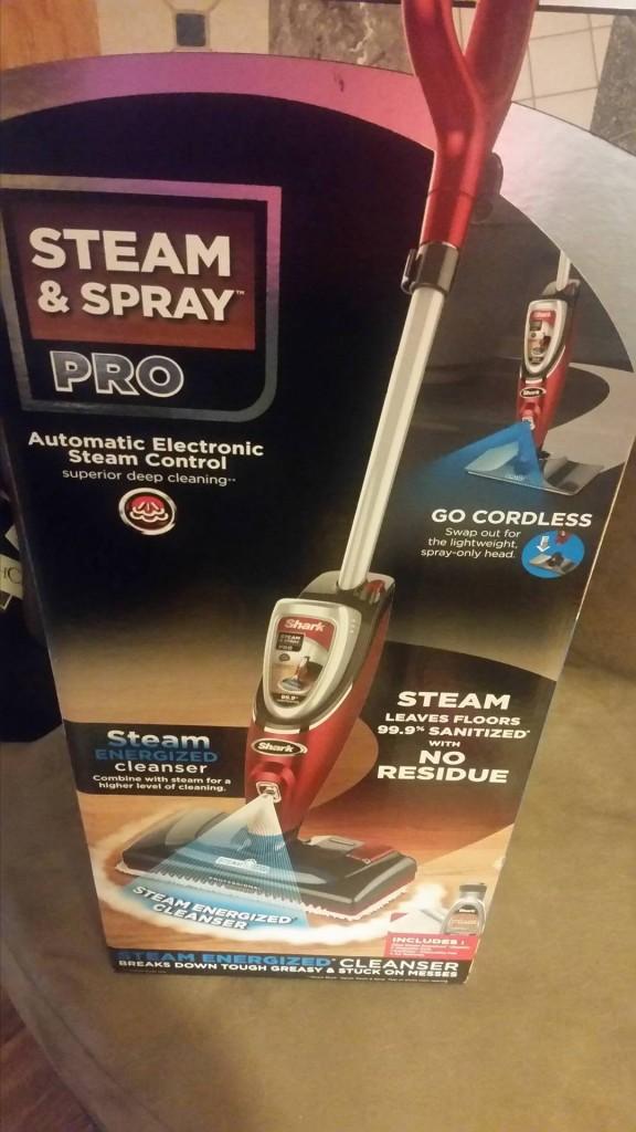 Shark 174 Steam Amp Spray Pro Emptynester Reviews