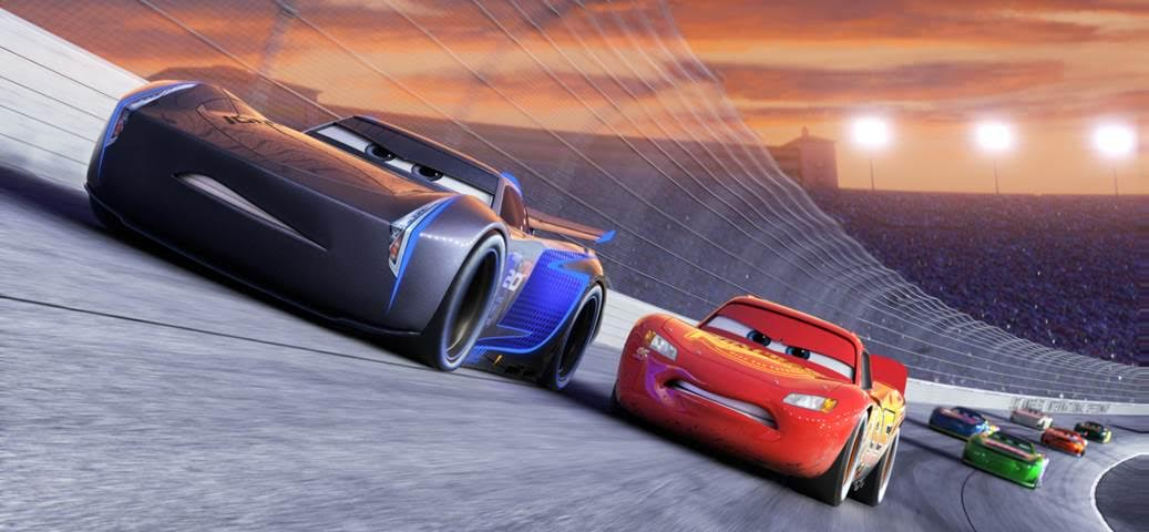 CARS 3……Lightning Strikes!